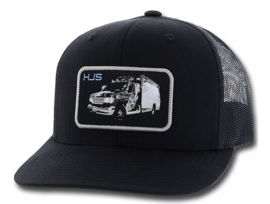 Made with 40% Cotton, 60% Polyester OSFA Mid-Crown 6-Panel  Hybrid bill