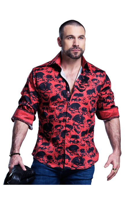 Camisa Rafael Amaya Luxury Collection Estilo ARRE 219CA01