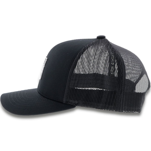"Hooey ""Cape City"" Black Baseball Cap"
