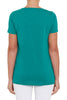 Pine Cotton Slub Tee