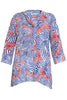French Riviera Drape Shirt