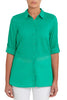 Emerald Cotton Shirt