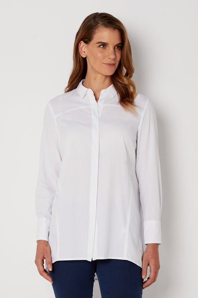 Soft Multi Panelled Shirt