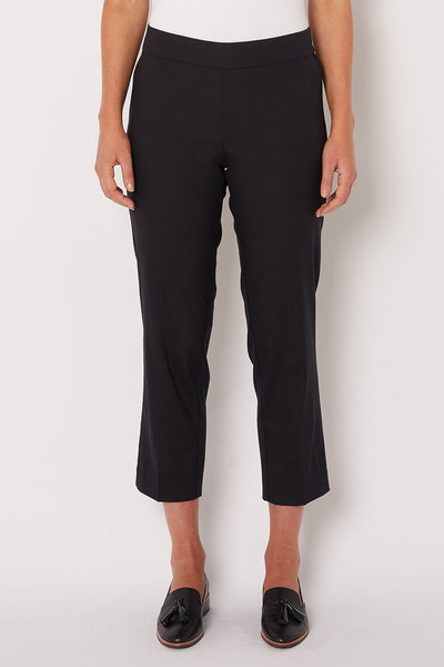 Black Tapered Pant
