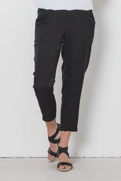 Stretch Silk 7/8th Pant
