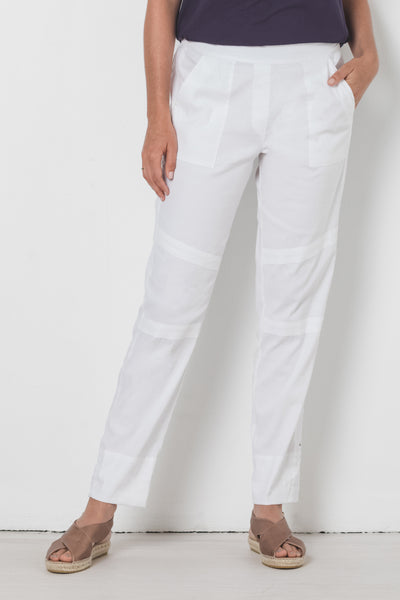 Long Roll-Up Pant