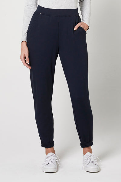 Fleeced Leisure Pant
