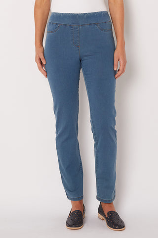 Light Denim Long Bengajean