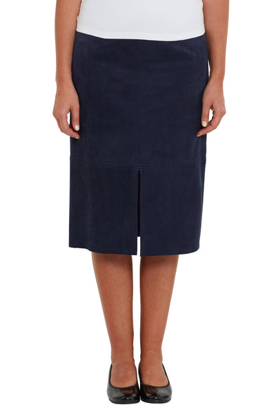 Saddle Stitch Pencil Skirt