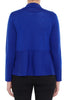 Electric Blue Swing Hem Knit