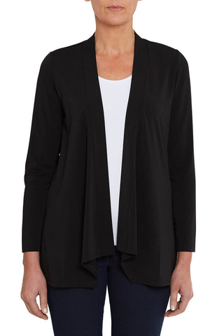 Black Long Sleeve Cardigan