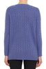 Bluebell Cashmere Cable Knit