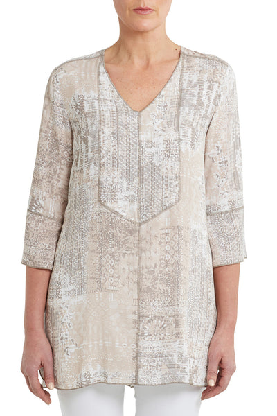Top Stitch Kaftan