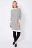 Wool Knit Dress