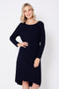 Rib Knitted Dress