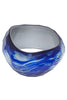 Iris Bangle Cobalt