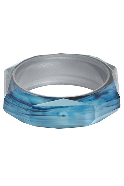 Iris Bangle Turquoise