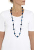 Frenchie Knotted Chianna Necklace