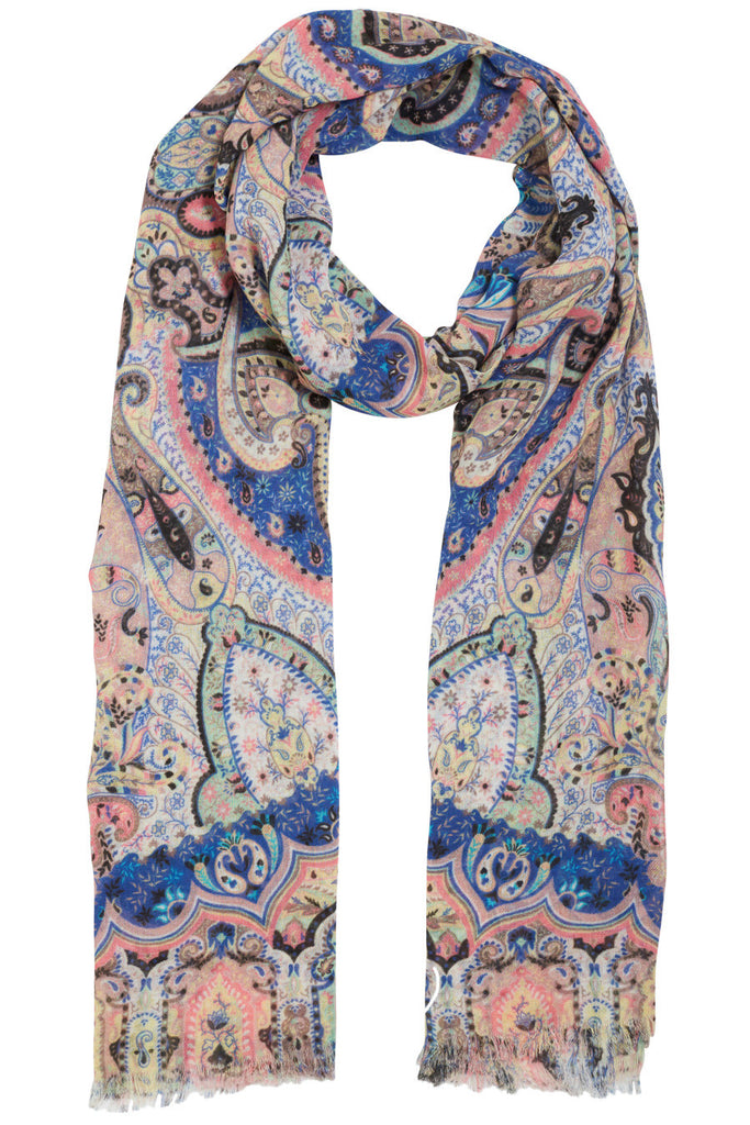 Shelley Paisley Scarf