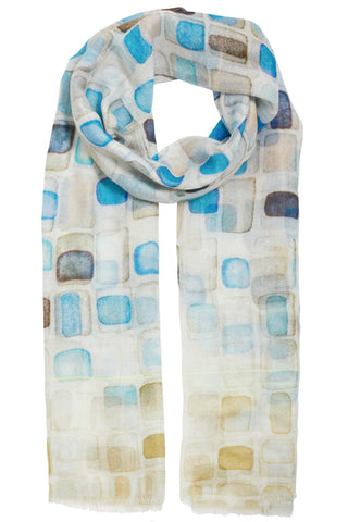 Anthea Tiled Scarf