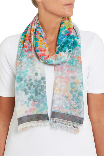 Arlie Multi Spotted Scarf