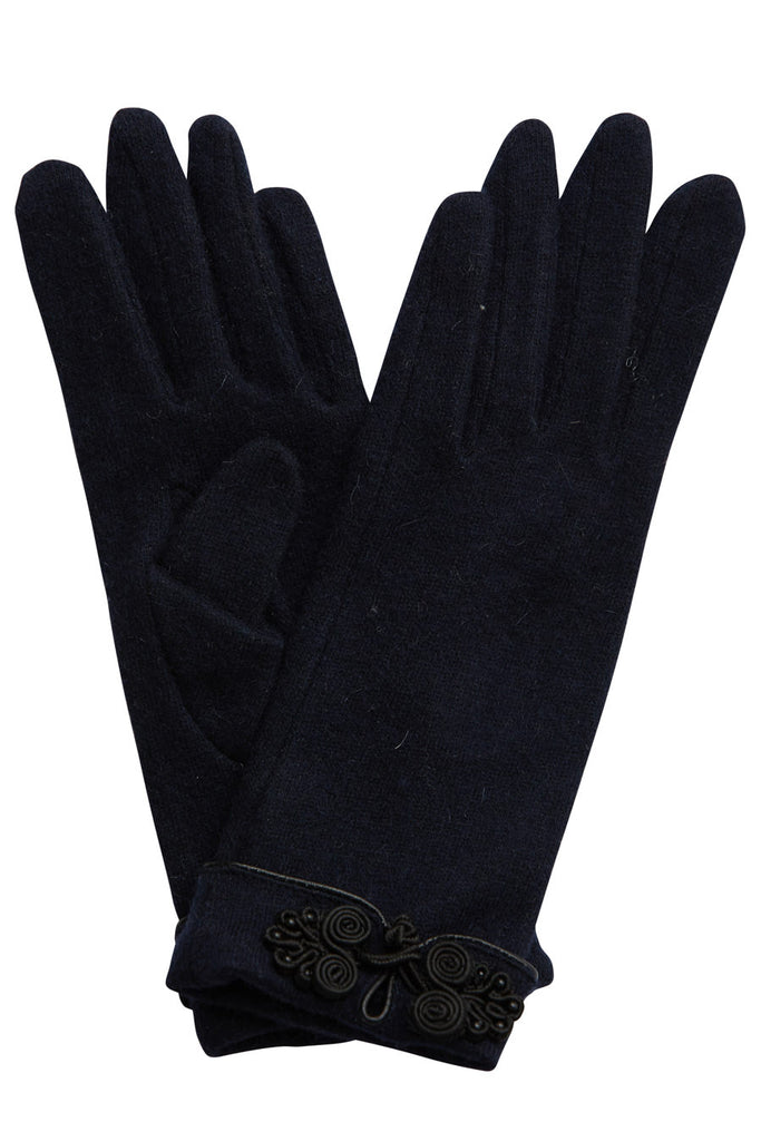 Kelly Navy Glove