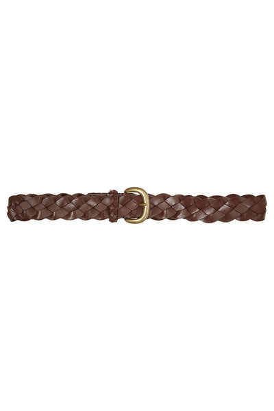Clarice Large Woven Belt