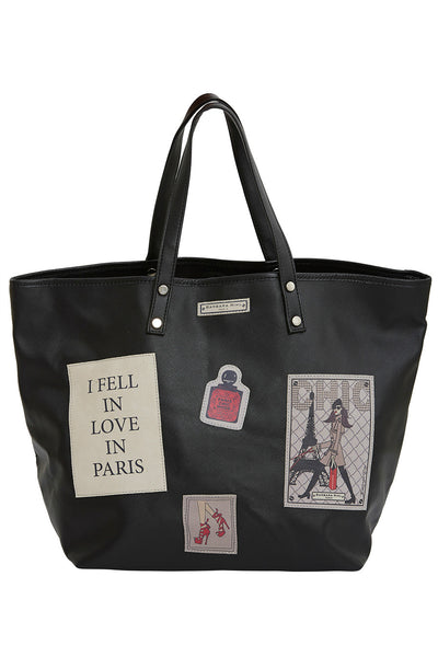 Lisa in Paris Tote