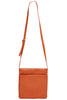 Orange Weekend Crossbody Travel Bag