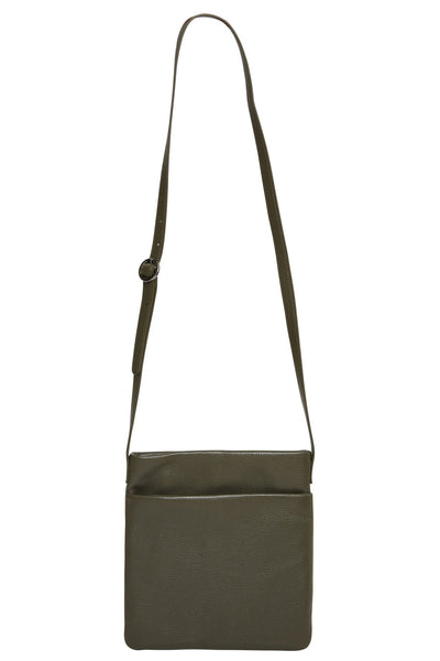 Green Weekend Crossbody Bag