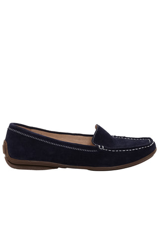 Nantes Driving Loafer Navy