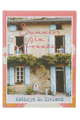 Summers in France Book