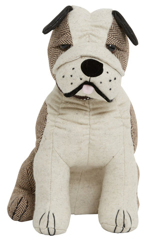 Bulldog Doorstop