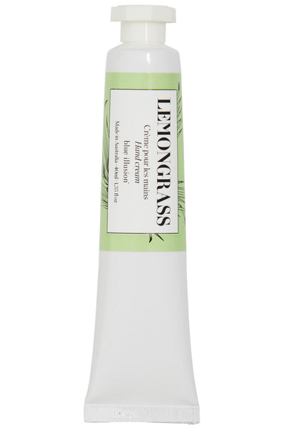 Lemongrass Hand Cream 40ml
