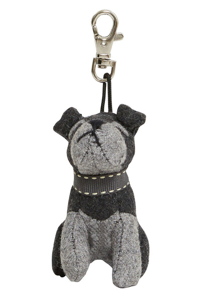 Shaun the Schnauzer Key Ring