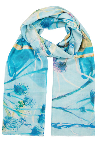 Hallie Silk Scarf