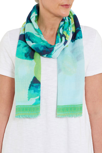 Shelby Floral Scarf