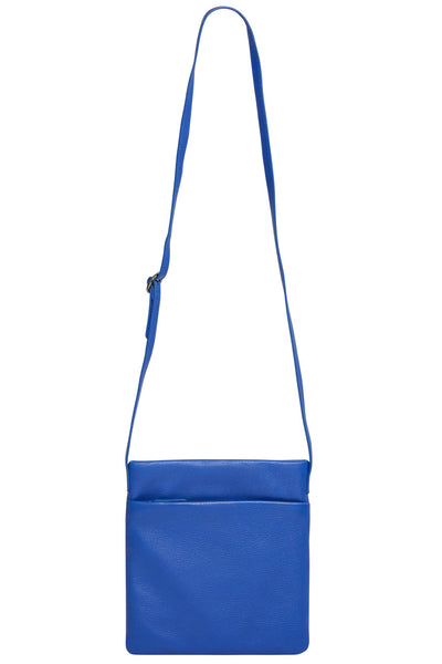 Cobalt Weekend Crossbody Travel Bag