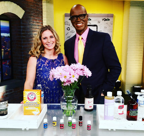 DIY Spring Cleaning with Young Living Essential Oils