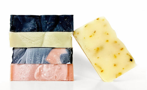 Change soap.  Vegan and cruelty free