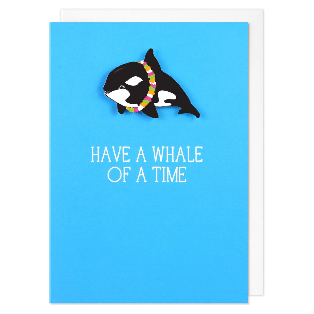 Have a Whale of a Time - TACHE