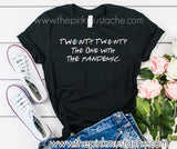 Twenty Twenty - The One With The Pandemic / Funny  T-Shirts / 2020 Covid-19 / Coronavirus