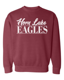 Horn Lake Eagles Comfort Colors Sweatshirts