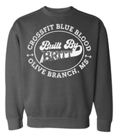 CFBB Built By Britt Comfort Colors Sweatshirt