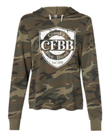 CFBB Logo Hoodie / CFBB Hoodie / Mens or Womens Cut