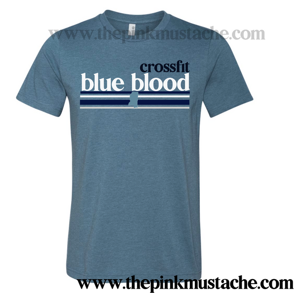 CFBB - Crossfit Blue Blood - T-Shirts - Unisex Bella Canvas Tees