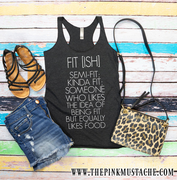 Fitish Tank Top