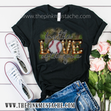 Baseball For The Love Of The Game T-Shirt / Baseball Mom Marquee Tee/ T-Ball Shirt/ Gifts For Her/ SALE / Baseball Fan T-Shirt