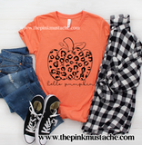 Hello Pumpkin Mustard - FALL Shirt/ Bella Canvas / Fall Layering Tee / Teachers Tee