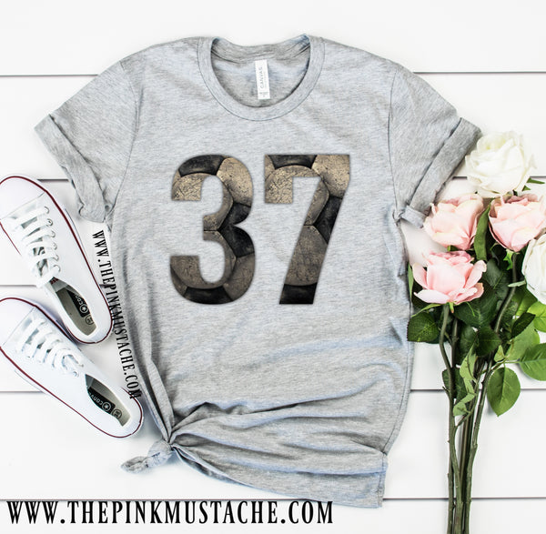 Custom Vintage Soccer Shirt - Soccer Mom Shirt with Number